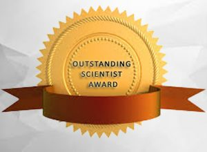 Outstanding Scientist Award