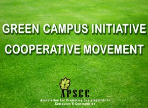 Green Campus Initiative as a cooperative Movement